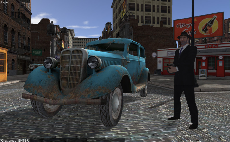 Downtown 1930s online game trailler best mafia gameplay youtube.